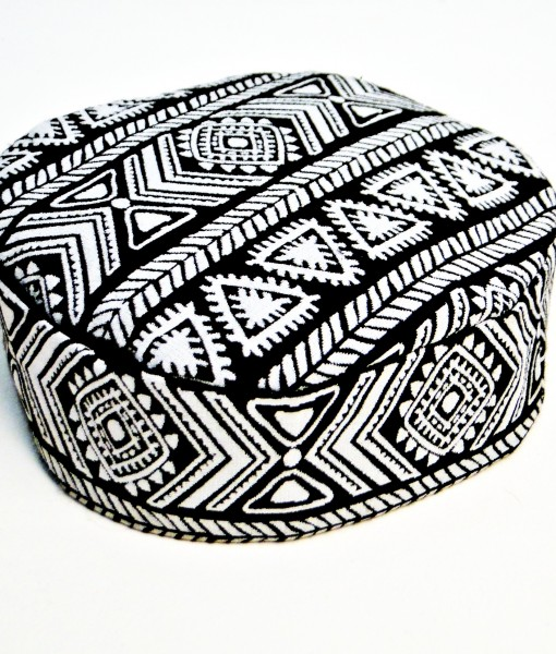 FUGEES · FUNKTOPIA UNISEX KUFI HAT BY INDRA ETHNIK