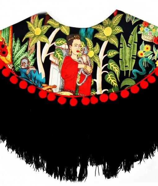 SEEDS : FRIDA'S JUNGLE GLAM NECKLACE BY INDRA ETHNIK