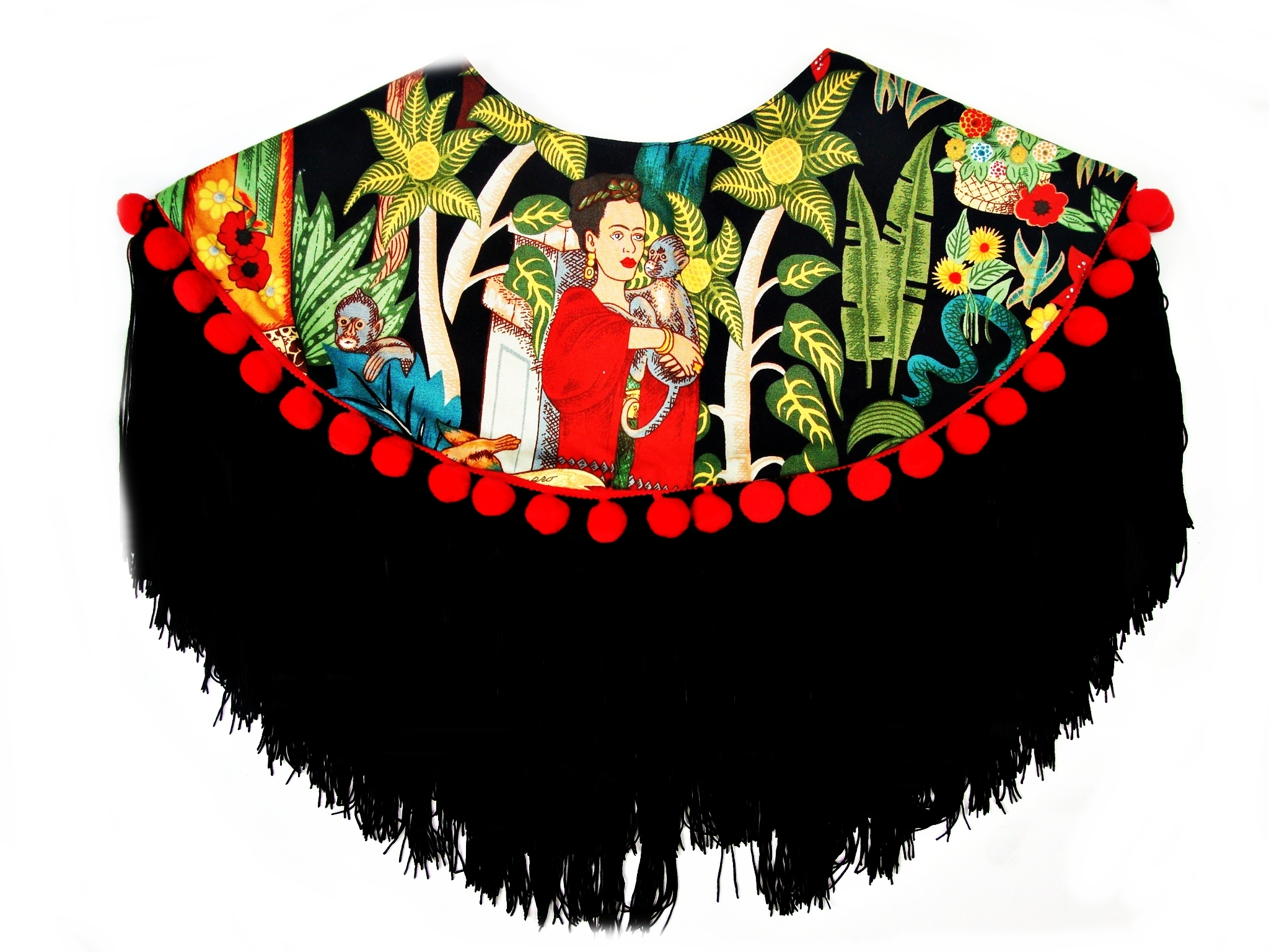 SEEDS : FRIDA'S JUNGLE GLAM NECKLACE BY INDRA ETHNIK