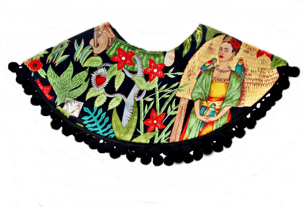 SEEDS : FRIDA'S JUNGLE NECKLACE